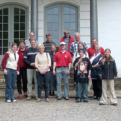 Dansk-tysk møde mellem projektlederne