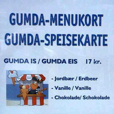 Dansk-tysk spisekort