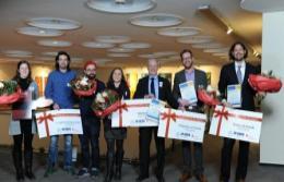 Die Preisträger 2015