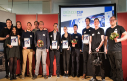 Die Preisträger 2017
