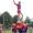 Holstein Cheerleader