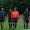 Die Schiedsrichter (v.r.:Thorsten Holst, Timo Winkel, Thorsten Balsam, Joshua Amponsah)