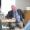 Professor Stephani bei seinem Vortrag