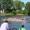 das Drachenbootrennen war auch schön anzusehen